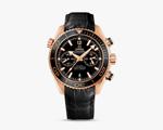 Omega anuncia nova e luxuosa versão de seu relógio Seamaster
