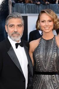 Ex de George Clooney se casa e deixa o solteirão convicto no passado