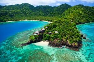 De ilha particular a resort de luxo no Pacífico, o excêntrico Laucala