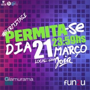 Festa Permita-se, de Glamurama e Fun2U, vai agitar SP nesta semana