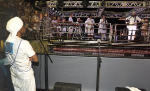 Após deixar Chiclete, Bell Marques canta pela primeira vez com Gil