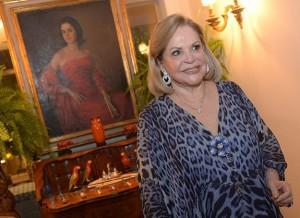 Glamurette nº 1, Vanda Jacintho arma festança para seus 80 anos