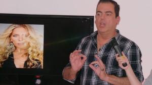 Marco Antônio de Biaggi avisou no Lado B: menos é mais