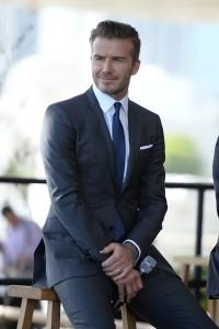 David Beckham vai lançar uma linha de sportswear? É o que tudo indica…
