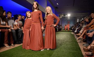 Cris Barros Mini e Mixed Kids desfilam no segundo dia de Fashion Weekend Kids