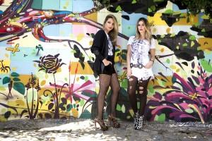Oma Tees lança coleção em parceria com Lelê Saddi e Mica Rocha
