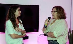Luiza Zaidan e João Braga dão charme ao segundo dia de Lado B