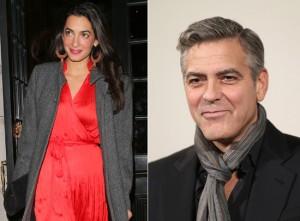 Glamurama conta quem é mulher que fez Clooney largar a solteirice