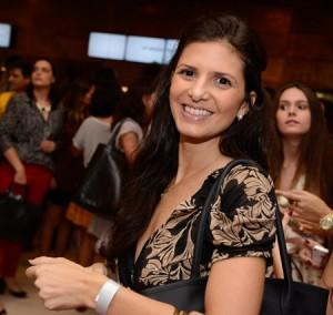 Fernanda Suplicy revela novidades ao Glamurama durante o WGSN