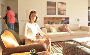Convidados de almoço especial na Quinta da Baroneza falam sobre o condomínio