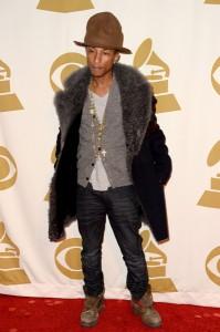 Dez vezes Pharrell  Glamurama elege os looks mais descolados do cantor ec850d55fe0