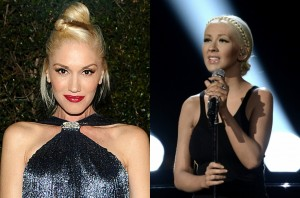 "Agora, Gwen Stefani vai substituir Christina Aguilera no ""The Voice"""