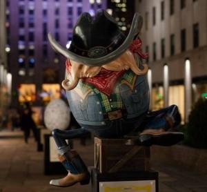 Páscoa em Nova York terá caça a ovos decorados por artistas renomados