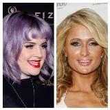 Kelly Osbourne e Paris Hilton: dois corpos não ocupam o mesmo espaço