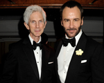 Tom Ford se casou em segredo com Richard Buckley. Aos detalhes!