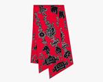Hermès chama artista Nicolas Buffe para criar linha de lenços com influências japonesas