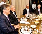 Olho vivo: João Doria Jr. recebe cúpula do PSDB em jantar em São Paulo