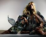 Lançamento da coleção de Kate Moss para a Topshop em Londres. Play!