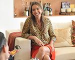 Confira um bate-papo exclusivo com Deborah Roig na Quinta da Baroneza