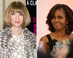 Michelle Obama irá à inauguração do Anna Wintour Costume Center