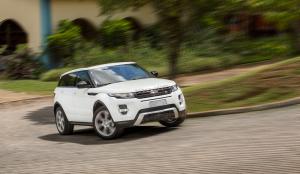 Saiba porque o Range Rover Evoque é o carro perfeito para explorar a cidade