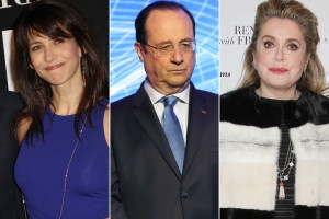 François Hollande ganha apoio e crítica ao seu caso extraconjugal