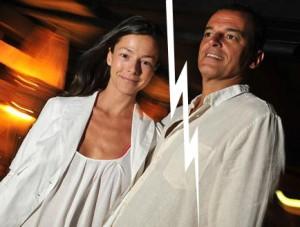 Stela Batochio e Fernando Droghetti não formam mais um casal