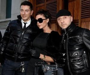 Dolce e Gabbana questionam o talento da amiga Victoria Beckham