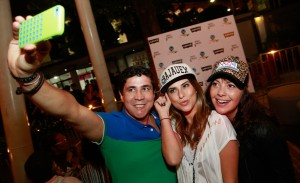 Globettes no show de Criolo no Rio: vem ver