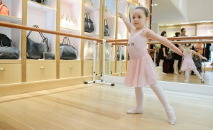 Ateliê de Ballet As Princesas no Cidade Jardim