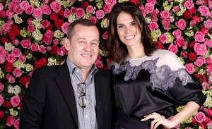 Renata Queiroz de Moraes, Moët & Chandon e Givenchy armam tarde especial para glamurettes