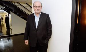 A palestra do escritor britânico Salman Rushdie em São Paulo