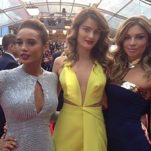 Isabelli Fontana, Grazi Massafera e Taís Araújo em Cannes: espie!