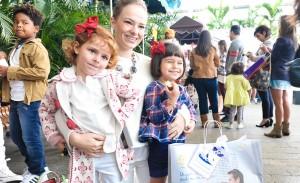 Brinquedos da Chicco fazem sucesso no piquenique Glamurama + JK Iguatemi