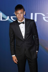 Neymar representa o Brasil na lista de atletas mais bem pagos do mundo