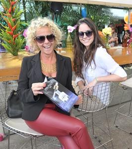 Glamurettes sortudas ganham presentes de Anna Pegova