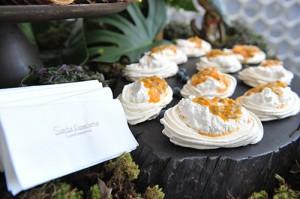 Buffet Santa Especiaria trouxe finger foods deliciosos para o piquenique do Glamurama