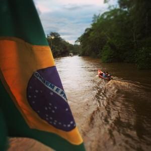 Roberta Sudbrack em tour pelas raízes brasileiras no estado do Pará
