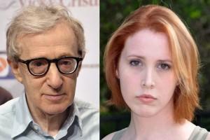 Filha de Mia Farrow vai aparecer mais na mídia… Azar de Woody Allen!