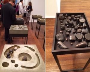 Dica artsy: Anna Maria Maiolino e Carlito Carvalhosa em Nova York
