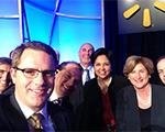 Selfie registrada pelo CEO do Walmart pode valer US$ 1 trilhão. Entenda!