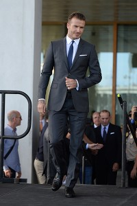 10 melhores looks de David Beckham, aniversariante do dia