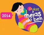 Puket realiza segunda edição do projeto Meias do Bem. Se liga nessa!