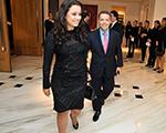 José Seripieri Jr. e Daniela Filomeno casam com presença de poderosos