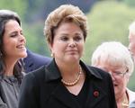 """""""Forbes"""": Angela Merkel é a mulher mais poderosa do mundo. E Dilma, hein?"""