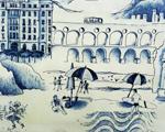Donatelli reedita estampas icônicas de Attilio Baschera e Gregorio Kramer