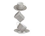 Lá em casa: a porcelana da Hermès para um café da manhã fashionista
