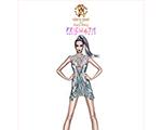 Os croquis de Roberto Cavalli para a nova turnê de Katy Perry