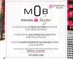 MOB facilita sua vida e lança personal stylist. Vem saber dessa!