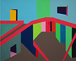 Literatura é ponto de partida na exposição de Adriana Conti Melo